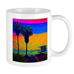 Beach Campground Mug