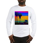 Beach Campground Long Sleeve T-Shirt