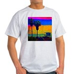 Beach Campground Light T-Shirt