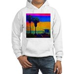Beach Campground Hooded Sweatshirt