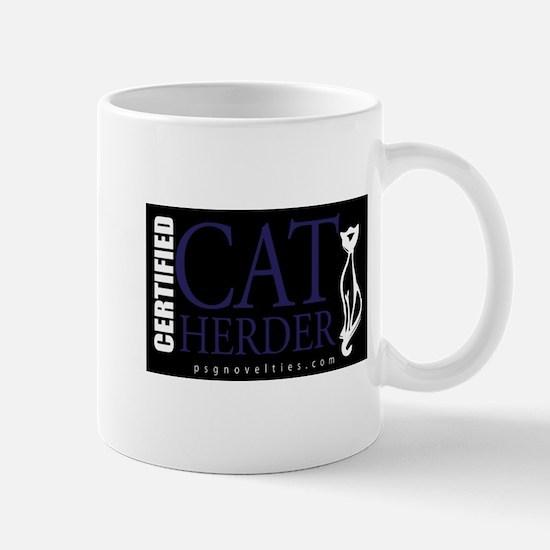 Cat Herder 2 Blk web png Mugs