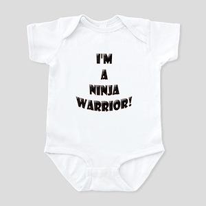I'm a Ninja Infant Bodysuit