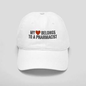 My Heart Belongs to a Pharmacist Cap
