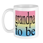 108b. grandpa to be [black on Mug