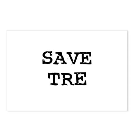 Save Tre Postcards (Package of 8)