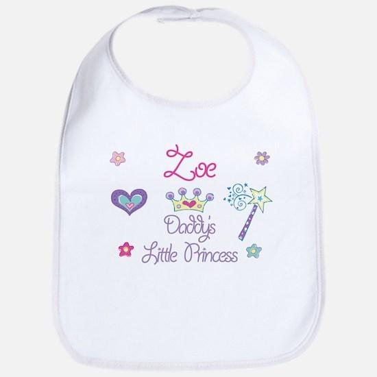 Zoe - Daddy's Princess Bib
