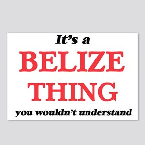 It's a Belize thing, Postcards (Package of 8)