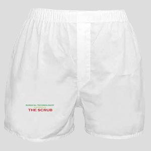 ST The Scrub Boxer Shorts