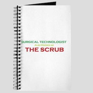 ST The Scrub Journal