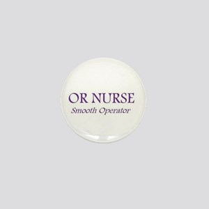 OR Nurses Mini Button