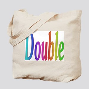 Double Trouble Tote Bag