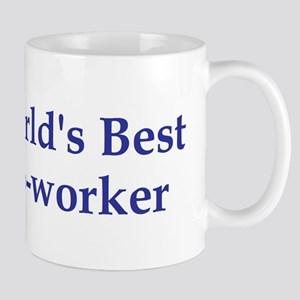 World's Best Co-worker Mug