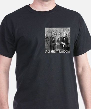 Abraham Lincoln Inauguration T-Shirt