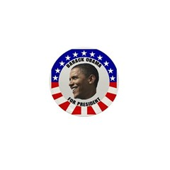 Obama Election Mini Button