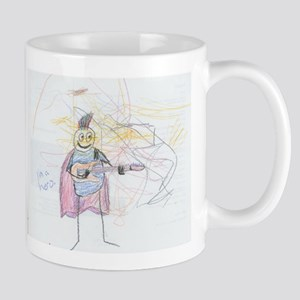 Electric Ukulele Hero Mug