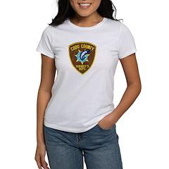 Coos County Sheriff Women's T-Shirt