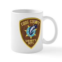 Coos County Sheriff Mug