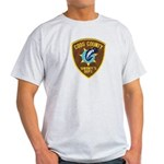 Coos County Sheriff Light T-Shirt