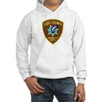 Coos County Sheriff Hooded Sweatshirt