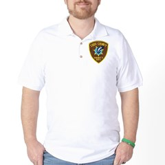 Coos County Sheriff Golf Shirt