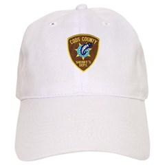 Coos County Sheriff Baseball Cap