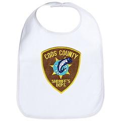 Coos County Sheriff Bib