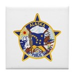 Alaska DPS Tile Coaster