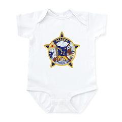 Alaska DPS Infant Bodysuit