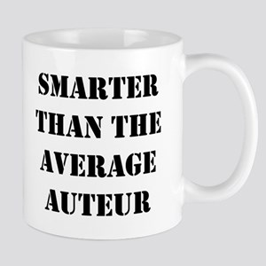 Average auteur Mug