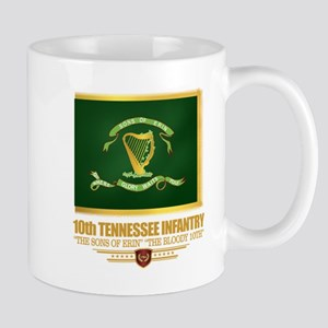 10th Tennessee Infantry Mugs
