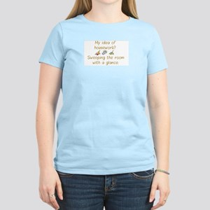Hate Housework Women's Light T-Shirt