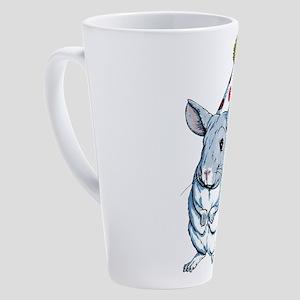 Chinchilla 17 oz Latte Mug