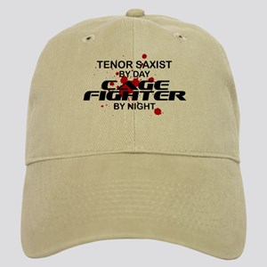 Tenor Sax Cage Fighter by Night Cap
