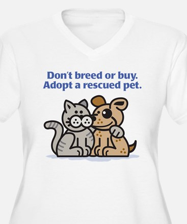 Don't Breed T-Shirt