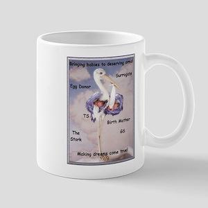 Stork wear! Mug