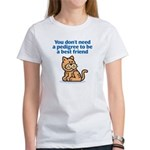 Pedigree (Cat) Women's T-Shirt