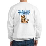 Pedigree (Cat) Sweatshirt