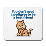 Pedigree (Cat) Mousepad
