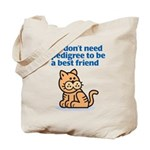 Pedigree (Cat) Tote Bag