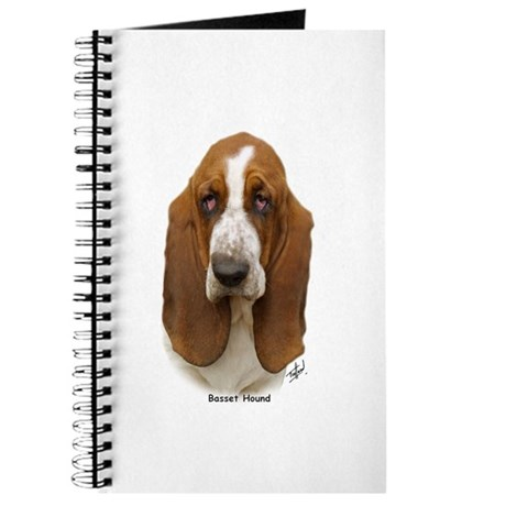 Basset Hound 9L9D-05 Journal