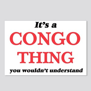 It's a Congo thing, y Postcards (Package of 8)