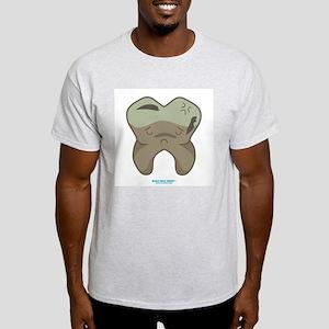 Kawaii Cavity Tooth Light T-Shirt