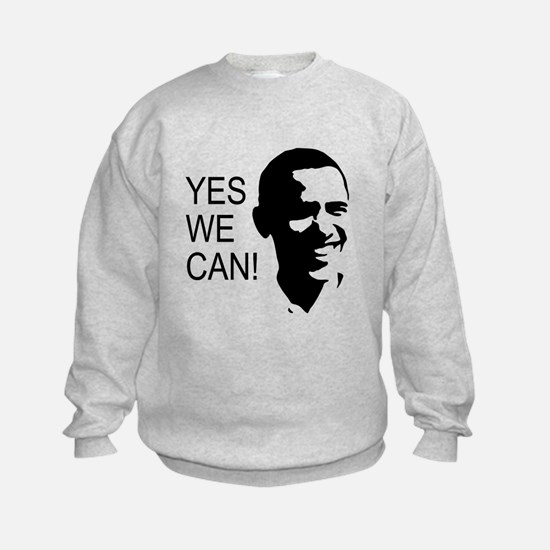 Obama's Face: Sweatshirt