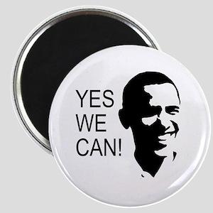 Obama's Face: Magnet