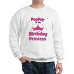 1st Birthday Princess's PopPo Sweatshirt