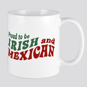 Proud Irish Mexican Mug