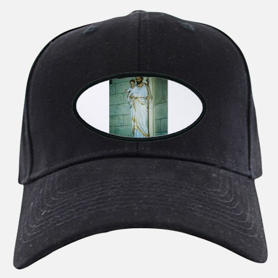 Jesus is Looking Upon Us Baseball Hat