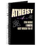 Atheist I Vote Journal