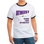 Atheist I Vote Ringer T