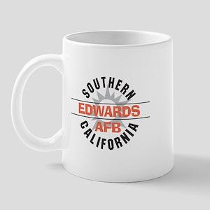 Edwards Air Force Base Mug